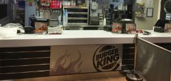 Burger King Restaurant Closure - High End Kitchen Equipment, Fixtures, Fittings, Seating Booths, Tables, Accessories - Location: Somerset BA16