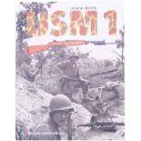 Buch in französischer Sprache US M1 von Jean Uon. Beschreibt in Wort und Bild detailliert die