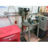 Draper pillar drill, model GD16, s/n 411021,  [Asset #: 20000707] LIFT OUT CHARGE OPTION £50
