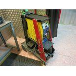 TIG welder, model 208HF,  [Asset #: 20001037] LIFT OUT CHARGE £20