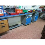Work  benches LIFT OUT CHARGE  £20