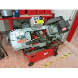 SIP bandsaw, model DKM35, s/n 10126288 LIFT OUT CHARGE  £50