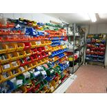 [Lot] Electrical  stores, contents of electrical parts room LIFT OUT £60