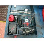 Bosch hammer drill, model GBH24VF, 24 volt cordless kit LIFT OUT £ 5