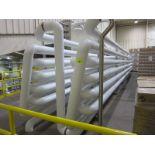Custom Fabricated hydration holding tube, (SUBJECT TO BULK BID OF LOTS 103-118)