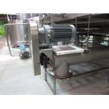 """Solid waste auger, two sections: (1) 11' x 7"""" section and, (SUBJECT TO BULK BID OF LOTS 103-118)"""
