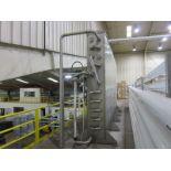 Custom Fabricated cooker-sterilizer tube, (SUBJECT TO BULK BID OF LOTS 103-118)