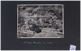 Saint Georges Monastery Near Jericho.