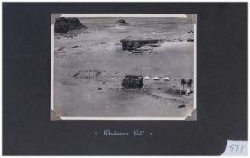 Rare Photo Mudawara Fort.