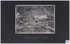 General View of The Ruins Jerash.
