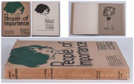 J H. Dowd, Book With Original Dust Jacket, People of Importance.  Brenda. E. Spender. Country life