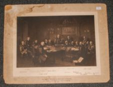 The Master Treasurer and Assistants and Secretary, The Company of Merchants of The City of