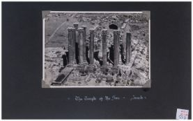 The Temple of The Sun, Jerash.