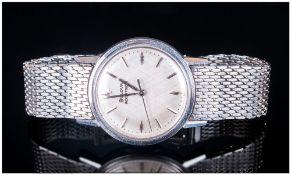 Bulova Accutron Vintage Gents Stainless Steel Wrist Watch. Date 1965. Serial 255446 - M5.