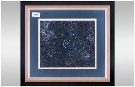 Jane Forrester Nangala (Australian Born 1936) Aboriginal Art By Well Collected Artist, 9x10''