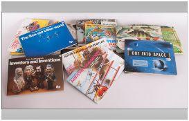 29 Brooke Bond PG Tips Album From The 1950's, 60's & 70's.