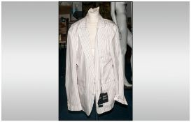 Dolce & Gabanna Gents Blazer With Tags, Size 38. Cost New £2000
