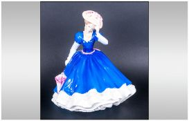 Royal Doulton Limited Edition Figure of The Year 1992 ' Mary ' HN3375. Designer N Redley. Issued