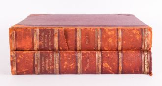 Two Volumes, The Living Animals of The World, A Popular Natural History - Published by