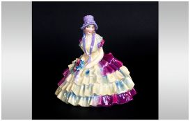Royal Doulton Early Figure ' Chloe ' Style One. HN1470. Issued 1931-1949. Reg No.764558 Height 5.