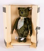 Steiff - Ltd Edition Centenary Musical Bear for Harrods. White Tag 65314, Number 1771/2000 Musical