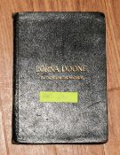 Rare 1902 Copy Of Lorna Doone by R D Balkmore