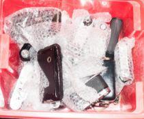 Collection Of Camera Equipment Including Agfa Karat, Finetta, Voightlander Vito B, Ziess Ikon, Purma