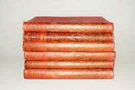 Six Volumes Of 'The History Of The Great War'