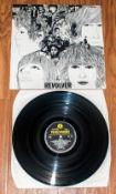 The Beatles Album ' Revolver ' Stereo Vinyl L.P. 1st Pressing. Released In 1966. Catalogue Num.