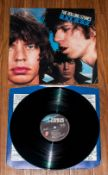 Rolling Stones ' Black and Blue ' Stereo Vinyl L.P. 1st Pressing. Released In 1976. Catalogue Num.