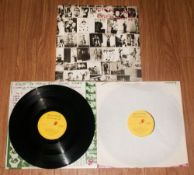 Rolling Stones ' Exile on Main St ' Stereo Vinyl L.P. 1st Pressing. Released In May 1972.