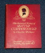 The Personal History Of David Copperfield By Charles Dickins Illustrated In Colour By Frank Reynolds