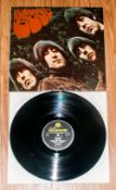 The Beatles - Album. Rubber Soul. Mono Vinyl. L.P. 2nd Pressing. Parlophone. Released In 1965.