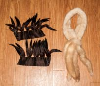 Collection Of Loose Fur Items