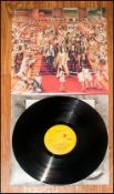 Rolling Stones ' Its Only Rock ' N ' Roll ' Stereo Vinyl L.P. 1st Pressing. Released In 1974.