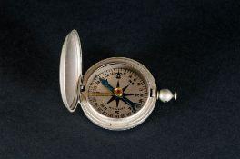 Wittnauer US Military Compass In Nickel,