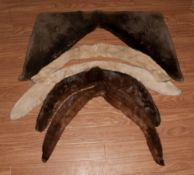 Box Of Various Fur Collars