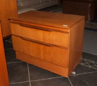 Small TV Cabinet with Drawer