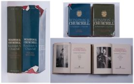 Winston. S. Churchill In Two Volumes By Randolph. S. Churchill ( 1874 to 1900 ) ( 1901 to 1914 )