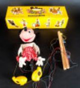 Pelham Handmade Puppet 'Minnie Mouse' complete with original box. In good condition.