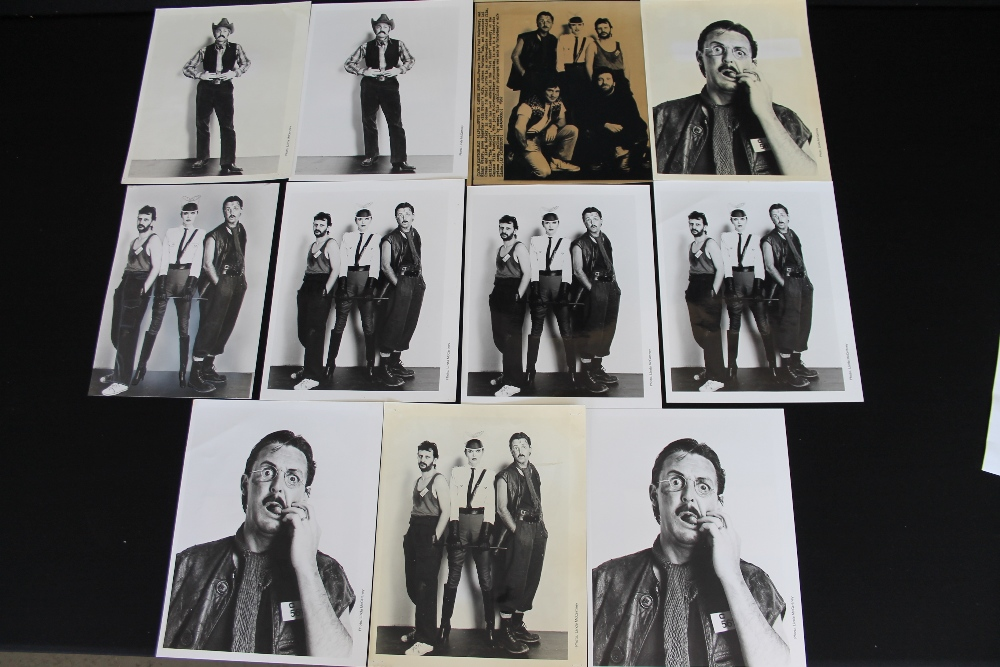 """PAUL MCCARTNEY & RINGO STARR - interesting collection of memorabilia relating to """"The Cooler"""" film - Image 2 of 2"""