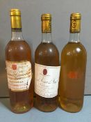 Chateau Romer du Mayol, Sauternes, 1980 Two bottles; together with Chateau Lamothe Guignard