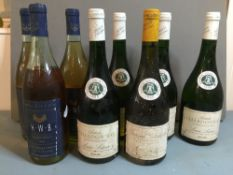 Maison Louis Latour, Ardeche Chardonnay, 1996 Four bottles; together with Maison Louis Latour