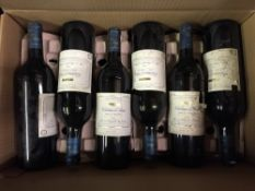 Chateau D'Arsac, Haut-Medoc, 1990 Twelve bottles in cardboard case.  (12) CONDITION REPORTS: