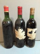 Chateau Branair (Duluc-Ducru), St. Julienne-Medoc, 1966 Single bottle; together with Chateau