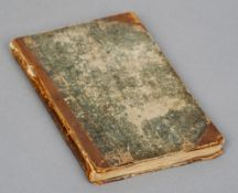 A 19th century copy of The Art of Cookery, Made Plain and Easy