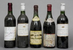 Chateau Sigognac Medoc 1996 Together with Domaine Gourg de Laval Merlot 1990, two bottles; and
