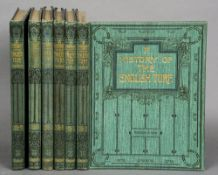 Cook, Theodore Andrea.  A History of the English Trust. 1905, 3 volumes in six parts, in original