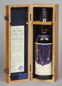 Royal Loch Nagar, Single Highland Malt Scotch Whisky Selected Reserve Single bottle, number 60819,