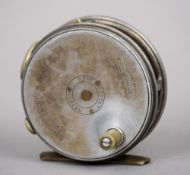 Hardy Bros. Ltd, a 3 1/8 inch Perfect fly reel, duplicated MkII CONDITION REPORTS: Generally in good